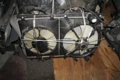Вентилятор охлаждения радиатора. Honda Stepwgn, UA-RF6, UA-RF7, LA-RF4, UA-RF5, UA-RF4, LA-RF3, CBA-RF7, UA-RF8, CBA-RF6, CBA-RF8, UA-RF3, CBA-RF4, CB...