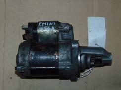 Стартер. Mitsubishi Pajero Mini, H56A Двигатель 4A30