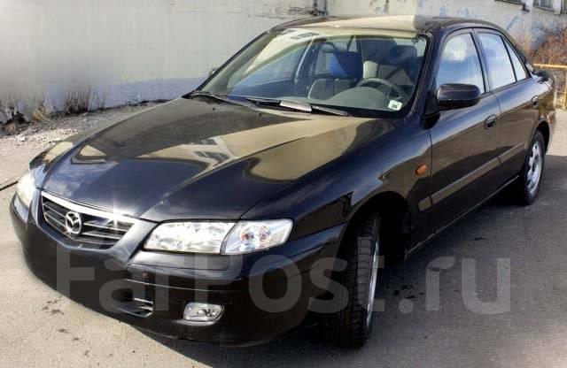 Mazda 626. GF, FPDE