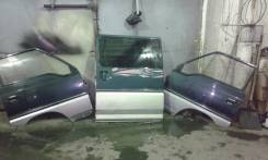 Дверь боковая. Mitsubishi Delica