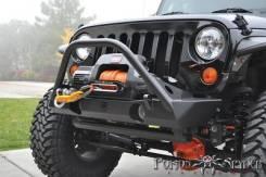 Силовые бампера. Jeep Wrangler, JK