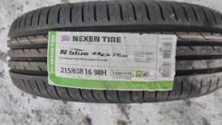 Nexen/Roadstone N'blue HD. Летние, без износа, 4 шт