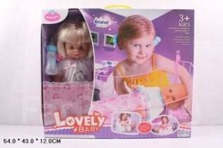 Куклы в наборе.