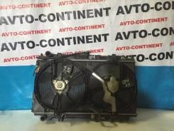 Радиатор охлаждения двигателя. Nissan Primera, QP11 Двигатель QG18DE