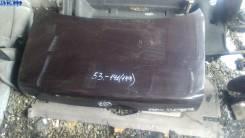 Крышка багажника. Toyota Crown Majesta, JZS149, UZS145, UZS141, UZS143 Двигатели: 1UZFE, 2JZGE
