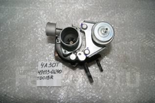 Турбина. Mitsubishi Toppo BJ, H41A, H47A, H46A, H42A Mitsubishi Pajero Mini, 53A, H51A, H53A, H56A, H58A Двигатель 4A30T