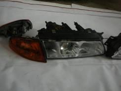 Ободок фары. Nissan Skyline, BNR32, HCR32. Под заказ из Находки
