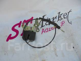 Замок крышки багажника. Toyota Celica, ZZT231, ZZT230
