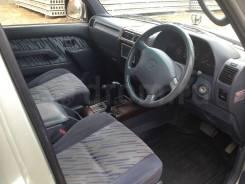 Накладка на ручку двери внутренняя. Toyota Land Cruiser Toyota Land Cruiser Prado, KZJ95W, RZJ95W, RZJ90W, KDJ95W, VZJ90W, KDJ90W, VZJ95W, KZJ90W Двиг...