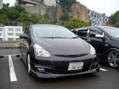Обвес кузова аэродинамический. Toyota Wish, ANE11W, ZNE14G, ANE10G, ZNE10G Двигатели: 1AZFSED4, 1ZZFE, 1AZFSE