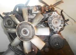 Двигатель в сборе. Nissan Mistral, R20 Двигатели: TD27TI, TD27T