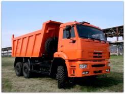 Камаз 6522. -6011-43, 8 000 куб. см., 20 000 кг.
