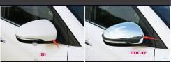 Накладка на зеркало. Hyundai Tucson, TL Двигатели: G4FJ, G4NA, D4HA, G4FD. Под заказ
