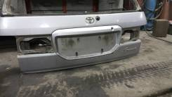 Дверь багажника. Toyota Ipsum, SXM10 Двигатель 3SFE