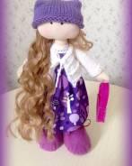 Интерьерные куклы в стиле Тильда. Под заказ