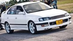 Toyota Corona, ST190 на разбор. Toyota Corona, ST190 Двигатель 4SFE