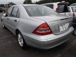 Бампер. Mercedes-Benz C-Class
