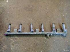 Топливная рейка с форсунками 1g-fe beams