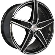 NZ Wheels F-1. 8.0x18, 5x112.00, ET39, ЦО 66,6 мм.