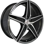 NZ Wheels F-1. 8.0x18, 5x112.00, ET39, ЦО 66,6мм.