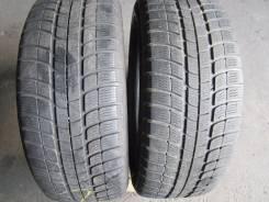 Michelin Pilot Alpin PA2. Зимние, износ: 30%, 2 шт