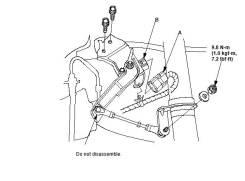 Датчик. Honda Legend, KB2, KB1, DBA-KB1, DBA-KB2, DBAKB1, DBAKB2 Двигатели: J37A2, J35A8, J37A3