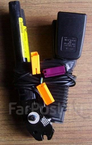 Преднатяжитель ремня безопасности. Ford Focus