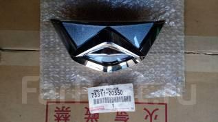 Эмблема решетки. Toyota Premio, AZT240, NZT240, ZZT240, ZZT245 Toyota Allion, AZT240, NZT240, ZZT240, ZZT245 Двигатели: 1AZFSE, 1NZFE, 1ZZFE