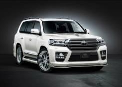 Бампер Elford Toyota LAND Cruiser 200 202