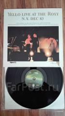 Yello Live At The Roxy N. Y. Dec 83 1984 Germany