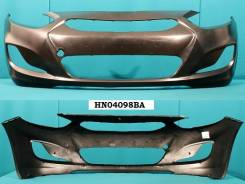 Бампер. Hyundai Accent Hyundai Solaris, RB. Под заказ