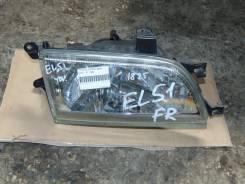 Фара. Toyota Corsa, EL51 Двигатель 4EFE