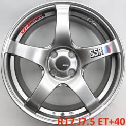 SSR. 7.5x17, 4x100.00, ET40, ЦО 73,1мм.