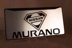 Табличка. Nissan Murano
