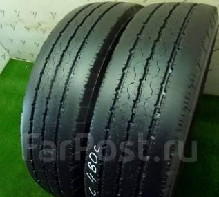 Bridgestone Duravis. Летние, 2008 год, износ: 30%, 2 шт