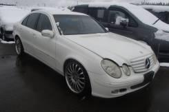 Mercedes-Benz E-Class. W211, M112 913