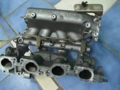 Коллектор впускной. Nissan: Tino, Primera, Serena, Pulsar, Avenir, Almera Tino Двигатель SR20DE