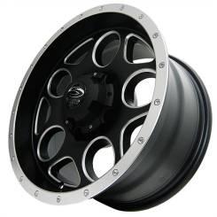 Sakura Wheels 3243. 8.0x16, 5x150.00, ET-10, ЦО 110,5мм.