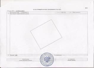 Земельный участок район Черной Речки. 1 400 кв.м., аренда, от частного лица (собственник). Схема участка