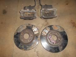 Рабочая тормозная система. Toyota Mark II, LX100, JZX105, JZX101, JZX93, GX105, GX110, JZX91E, SX90, JZX91, GX100, JZX115, JZX110, JZX100, LX90Y, GX11...