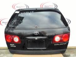 Дверь багажника. Toyota Caldina, ST210, ST210G