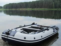 SunMarine. 2012 год, двигатель подвесной, бензин