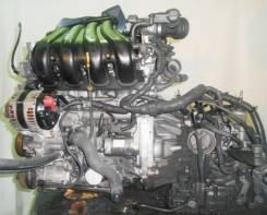 Двигатель в сборе. Nissan Tiida Latio Nissan Tiida Nissan Wingroad, Y12 Nissan AD Двигатель MR18DE. Под заказ