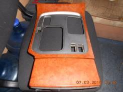 Защита двигателя пластиковая. Toyota Land Cruiser, HDJ100L Lexus LX470