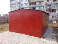Гаражи металлические. Монтажная 2, р-н завод в Симферополе, 19 кв.м.