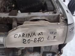 Фара. Toyota Carina, AT170