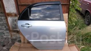 Дверь боковая. Toyota Corolla, CDE120, NDE120, ZZE120, ZZE120L, ZZE121, ZZE121L Двигатели: 1CDFTV, 1NDTV, 3ZZFE, 4ZZFE