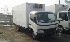 Toyota Dyna. Продам широкобазый и полноприводный рефрижератор 4WD, 4 000 куб. см., 3 000 кг.