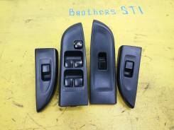 Блок управления стеклоподъемниками. Subaru Impreza WRX STI, GC8, GF8 Двигатель EJ20