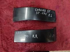 Планка под фары. Toyota Carina E, AT191, AT190, ST191, CT190 Toyota Corona SF Двигатели: 4AFE, 7AFE, 2C, 3SGE, 2CT, 3SFE